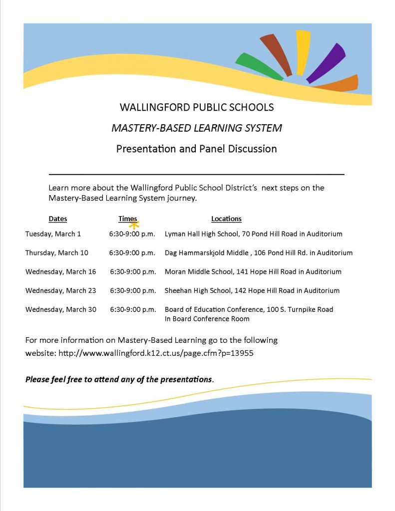 Mastery Based Learning Flyer 3 (1)